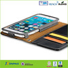 Newest leather cell phone case for iPhone 6 Plus