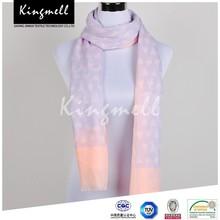 Popular Cheap Digtial Printing Service Silk Scarf Hangzhou Packaging