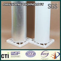 For Air Conditioner! Aluminum wall composite cladding White coated release paper Natural Plain Aluminum Foil Cladding