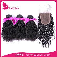 Stocks Double Drawn human hair drawstring ponytail/human hair ponytail/wrap around human hair ponytail