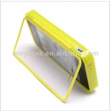 Wholesale Mobile phone case phone accessories TPU Flip cover case for iphone 4 4s