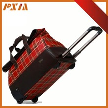 Hot Sell New Larger Capacity PVC Travel Bag Popular Luggage Bag On Wheels Men Or Lady Use