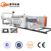 Best Automatic Flexo Printing Slotting Die Cutting with Stacker of Carton Packaging Machinery
