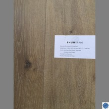 Natural color Euorpean white Oak engineered wood fooring-SY7005