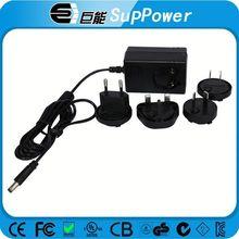 20v 1.5a ac adaptor with UL/CE/CUL/FCC/GS/CB/SAA/CCC/PSE/BSMI