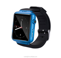 Hot new product for 2015 smart watch with Dual core Bluetooth WiFi GPS 3G sim card camera Android 4.4 smart watch phone