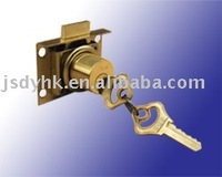 HL 503 Drawer Lock, Furniture lock, Cabinet lock