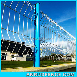 Alibaba China Manufacturer Powder Coated Cheap Metal Dog Kennel Fence Panel