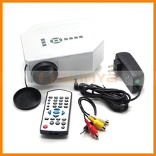 Projector 1080P Mini LED Projector Home Theater Cinema 640*480