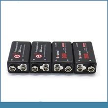 E3 High energy density 9V 6F22 true 9.6v rechargeable battery