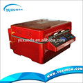 Patente yxd-id mini 3d herramienta de impresión para hacer 3d cubre la máquina de sublimación taza de la máquina de impresión