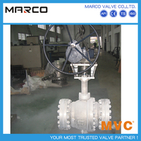 Top selling low temperature working service cf8 cf8m lcb lcc lf2 extended stem cryogenic ball valve