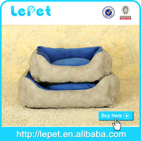 high quality washable plush dog bed pet bed on sale