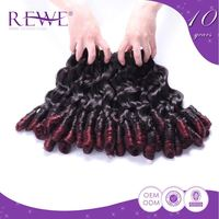 Superior Quality Attractive And Durable Cheap Ombre Fumi Hair Extension