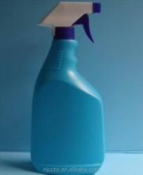 liquid dishwashing detergent plastic bottle with pump spraryer pump dispenser
