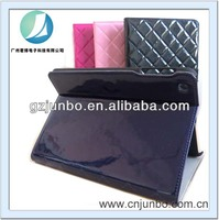 Belt Clip Book PU Leather Case for iPad Mini with Standing Design