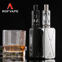 2015 new products Rofvape A Box Mini with best electronic cigarette price