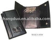 Guangzhou Factory Low Price Leather Fashion Key Bag