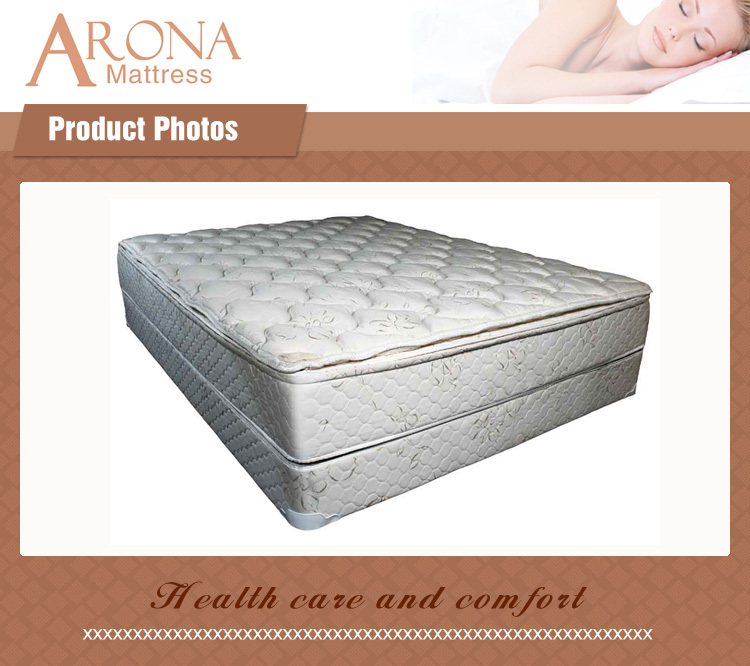Cheap Memory Foam Mattress Topper Price Box Spring