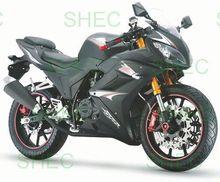 Motorcycle new 200cc pocket bikes 4 stroke