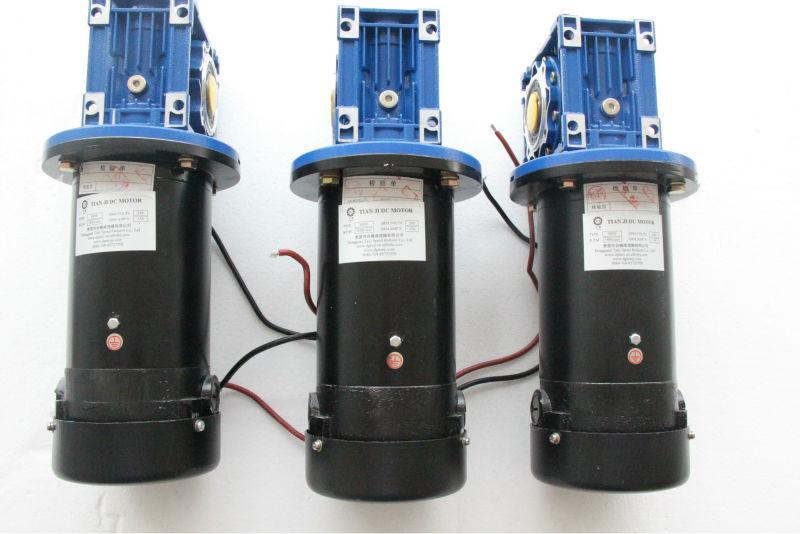 Food machine hollow shaft motor dc 24v,dc motor