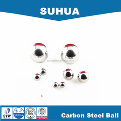 aisi 1085 high carbon steel ball carbon steel ball bearings4.763mm