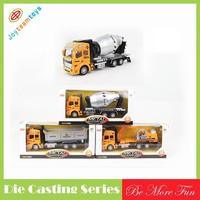 1:48 friction metal engineering turck for kids toys