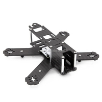 Carbon Fiber Quadcopter Frame, carbon fiber quad copter frame lumenier 180 model 210 size for sale