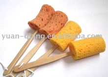 bath sponge brush;bath scrubber