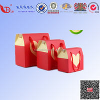 2015 New design Custom paper bags / packaging paper / shopping bag with handle trade assurance supplier