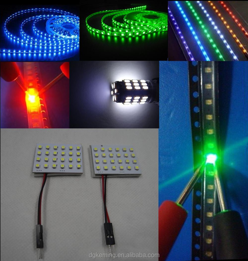 LED SMD 0805 blue 0603 smd led 1206