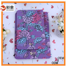 2015 hot sale fashionable leather tablet case for ipad air 2