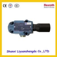 Hydraulic Directional Control Pressure Limiting Rexroth Solenoid Valve