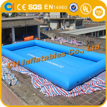 Giant inflatable pool , inflatable swimming pool , kids inflatable water funland