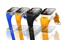 MTK6572 Dual core 512MB 4G smart watch sim phone call