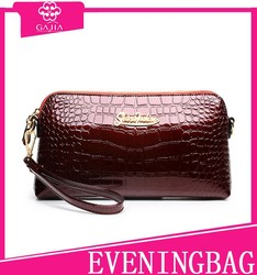 hot new products for 2015 elegent lady purse alligator bags woman