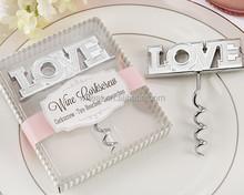 Wedding Gift Love Wine Corkscrew
