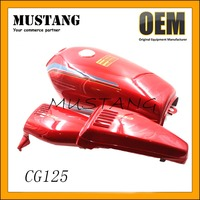 Good Price Iron Motorcycle Gas Fuel Tank and Side Covers
