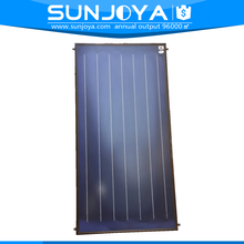 Blue Titanium Coating Flat Plate Solar Collector For Water heating