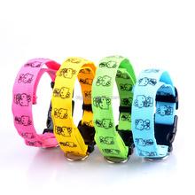 New product led flashing collar custom pet collar