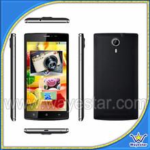 "5.5"" QHD 540*960 MTK6582 Quad Core Unlocked Mobile Phone 3G Network 1G /8G Memory"