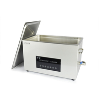 20L Smart Ultrasonic Cleaner Heater 400W Jewelry Watches Dental & Tattoo