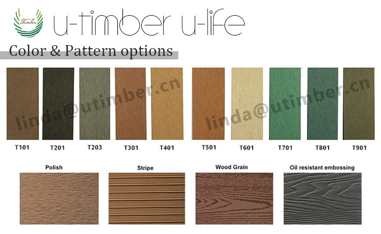 Color & Pattern options