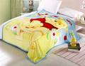 Tacto suave felpa del bebé fabricante de manta