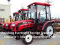 Mini tractor Foton 25hp chino barato 4 WD