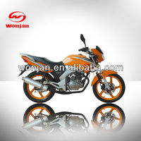 Gas street bike motorcycle used motorcycles for sale( WJ150-16)