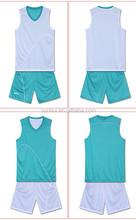 Suntex Basketball Uniform Reversible Dry Fit Boy Basketball Wear