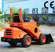 Melhor fabricante de estilo Euro new Mini carregadeira