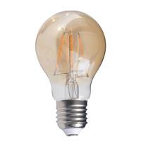 Decorative Amber(Golden) Glass Cover A60/A19 Filament LED Bulb 110V/220V