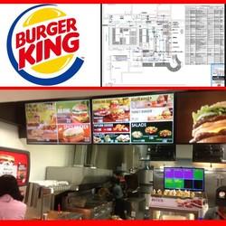Easy to used Kiosk Fast Food Restaurant Equipment